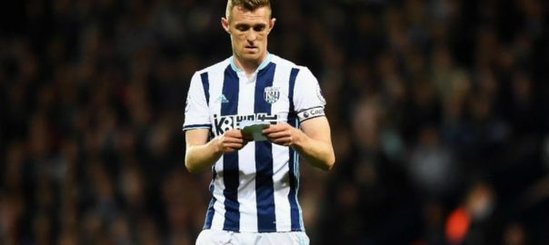 Darren Fletcher West Bromwich
