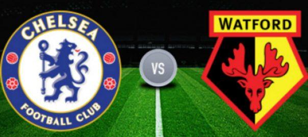 Jadwal Chelsea vs Watford