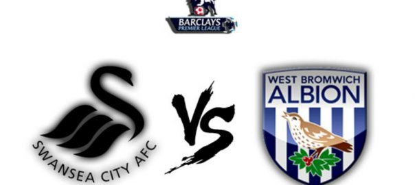 prediksi swansea city vs west bromwich albion